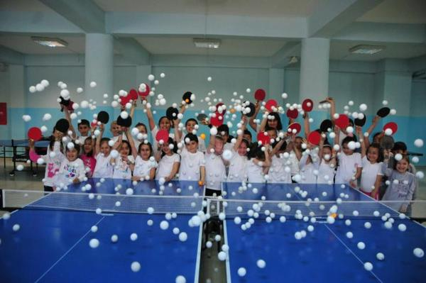 İstanbul Veteran Table Tennis Association
