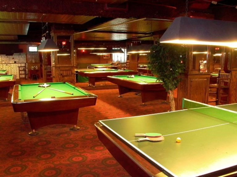 Amsterdam Billiards & Bar