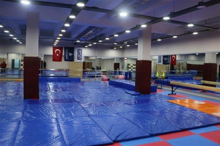 Bayrampaşa Spor Tesisi3