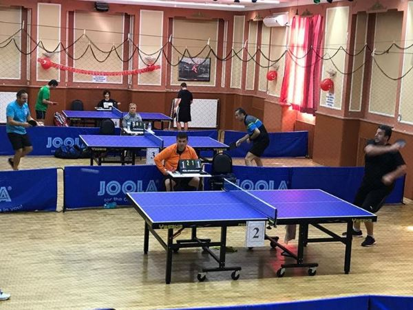 Beyoğlu Spor Masa Tenisi