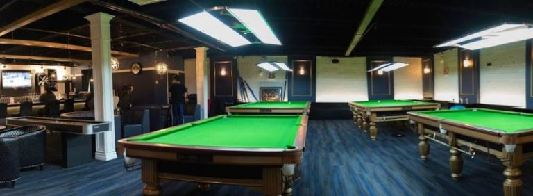 Blue Storm Billiard Lounge