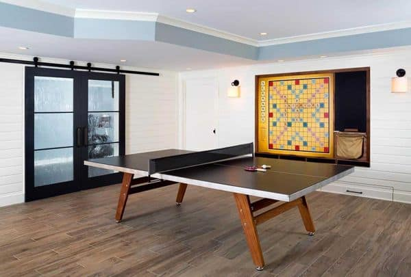 Room Size for Table Tennis-HeightLight1-PlayerOnSite