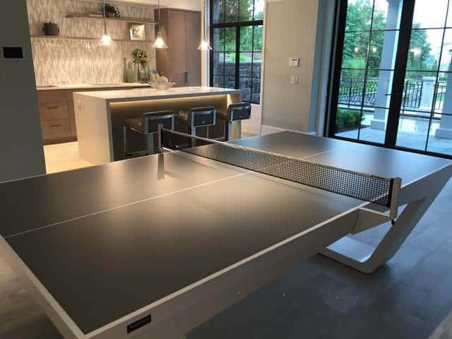 Room Size for Table Tennis-HeightLight2-PlayerOnSite