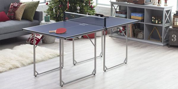 Midsize Table Tennis Table