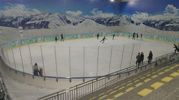 Silivrikapı Buz Pisti Ve Spor Tesisi2