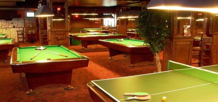 Amsterdam Billiards & Bar