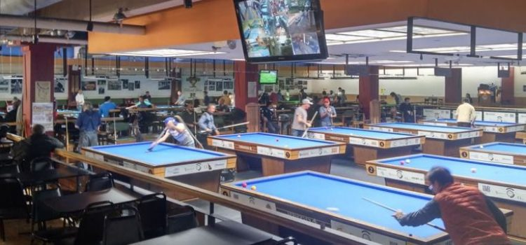 Carom Cafe Billiards