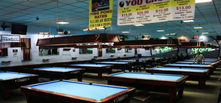 Gotham City Billiards Club