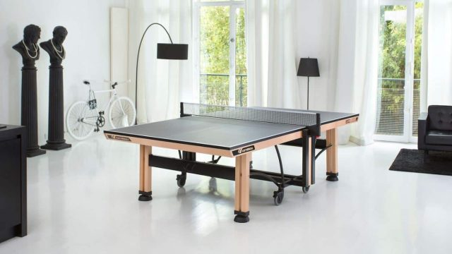 Room Size for Table Tennis