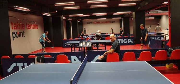 Table Tennis Point
