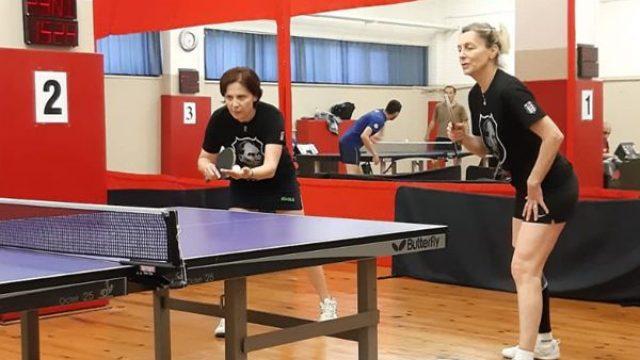 Veteran Table Tennis Association