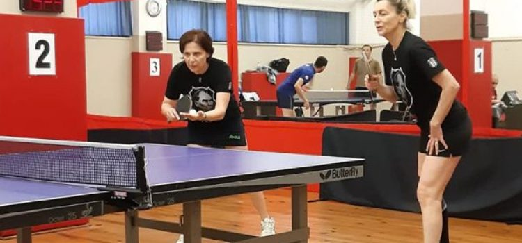 Veteran Table Tennis Association